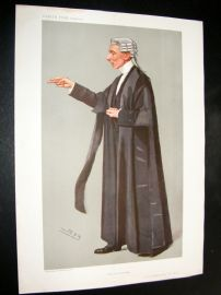 Vanity Fair Print 1908 JFP Rawlinson, Sports, Football